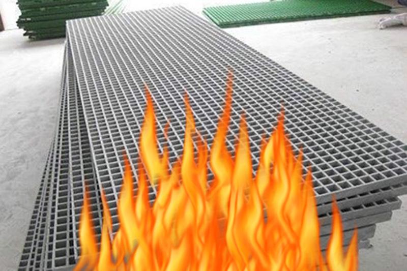 PRFV y Fuego